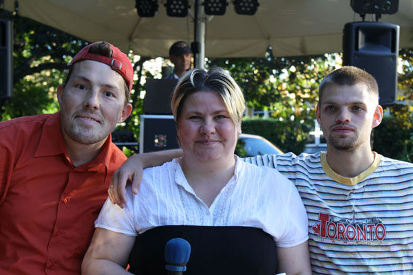 Kundensprecher-Rede Sommerfest 2013