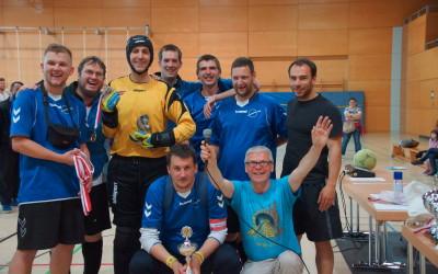 Unser Fußballteam gewinnt den Starthilfe-Cup!