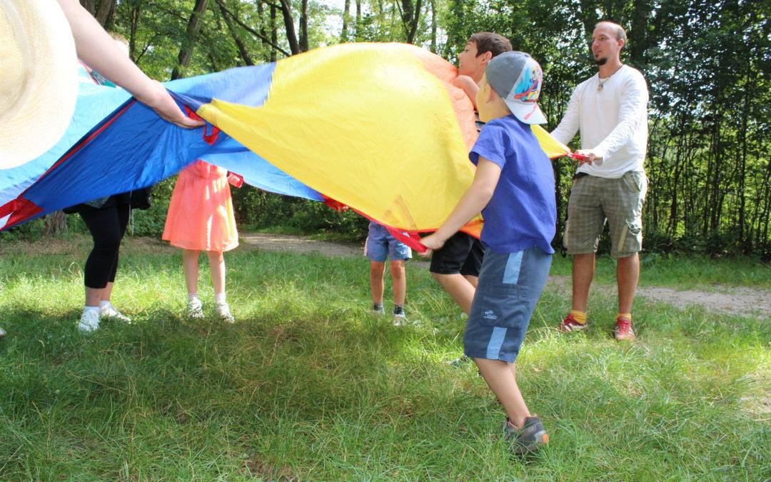 Gruppenreise der Begleiteten Elternschaft Pankow und Treptow-Köpenick