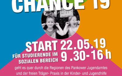 Tour de Chance 2019 –  die Pankower Bezirksrallye für Studierende im Sozialen Bereich