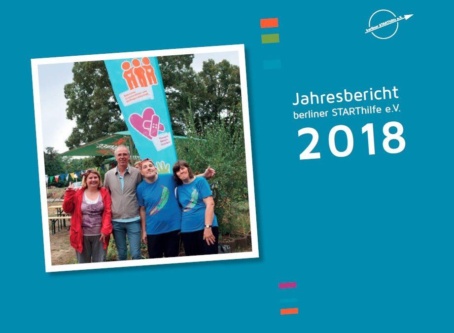 Unser Jahresbericht 2018 ist da!