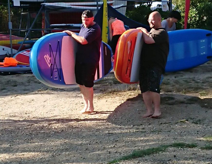 Spiel, Spaß und Erholung – Eine Gruppenreise an den Hölzernen See