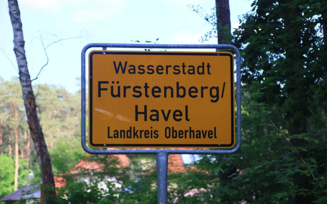 Radreise nach Fürstenberg – ein Reisebericht