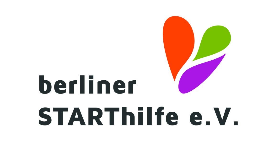 Neues Logo für den berliner STARThilfe e.V.