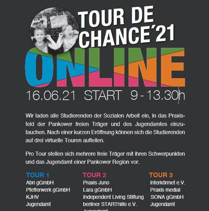 5. Tour de Chance in Pankow